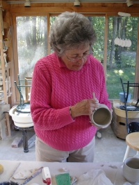 Cynthia Curtis Pottery Classes