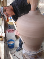 Cynthia Curtis Pottery Workshops
