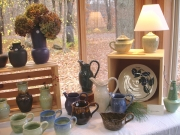 Cynthia Curtis Pottery Student Shows