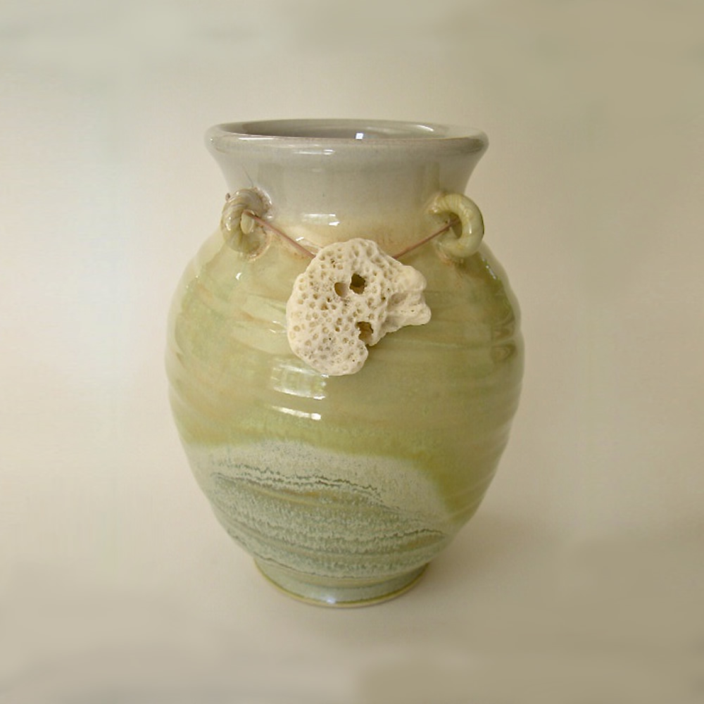 Cynthia Curtis Pottery Vase