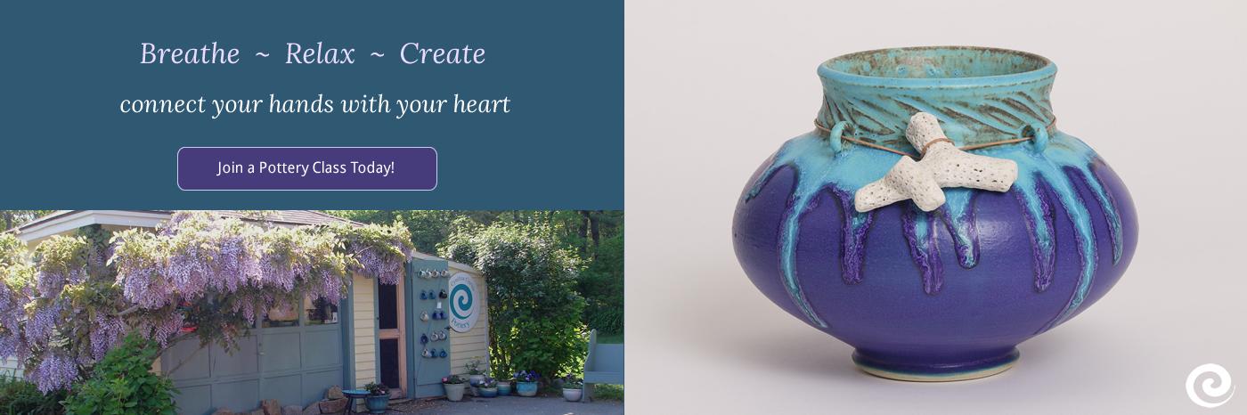 Cynthia Curtis Pottery Studio