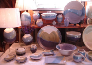 Cynthia Curtis Pottery Upcoming Shows