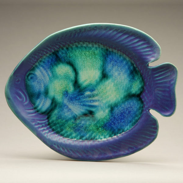 Cynthia Curtis Pottery Platter