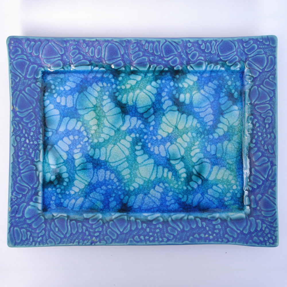Cynthia Curtis Pottery Tray
