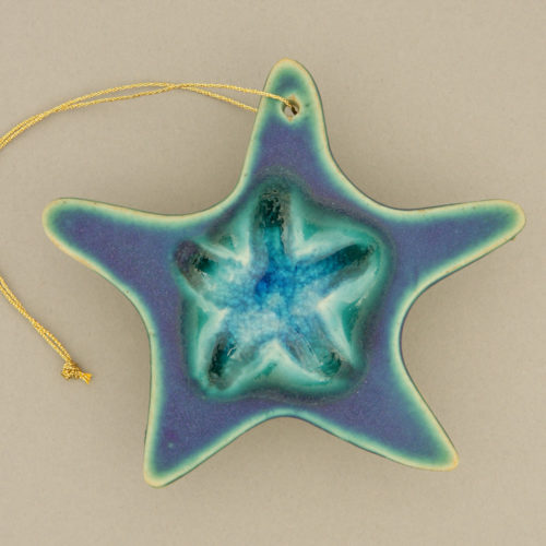 Cynthia Curtis Pottery Ornament