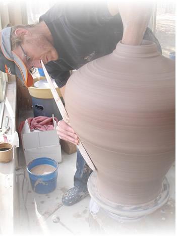 spinning-vase