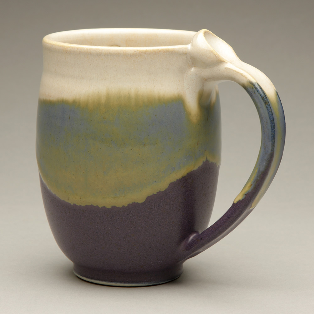 Cynthia Curtis Pottery Mugs